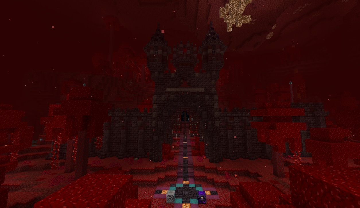 Nether Spawn Ambar