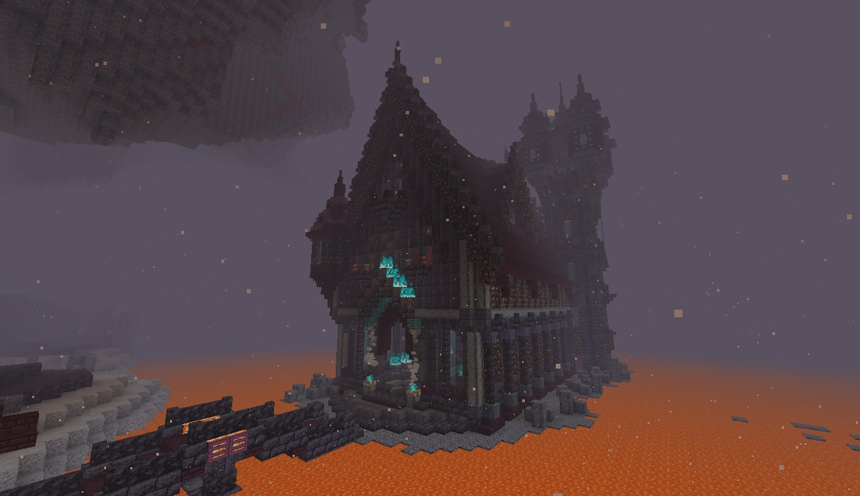 Nether Spawn Hauptwelt